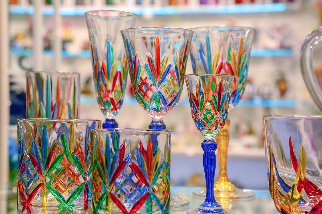 True Quality and Class of Standard Murano Glass