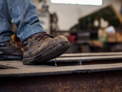 Safety Shoes At Workplaces